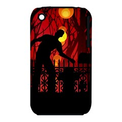 Horror Zombie Ghosts Creepy Iphone 3s/3gs