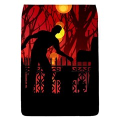 Horror Zombie Ghosts Creepy Flap Covers (s)