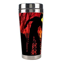 Horror Zombie Ghosts Creepy Stainless Steel Travel Tumblers