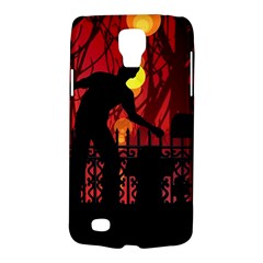 Horror Zombie Ghosts Creepy Galaxy S4 Active