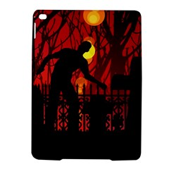 Horror Zombie Ghosts Creepy Ipad Air 2 Hardshell Cases