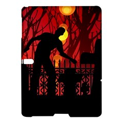 Horror Zombie Ghosts Creepy Samsung Galaxy Tab S (10 5 ) Hardshell Case