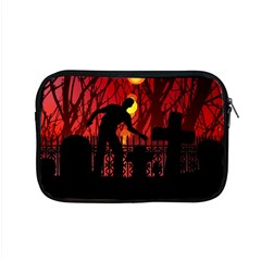 Horror Zombie Ghosts Creepy Apple Macbook Pro 15  Zipper Case