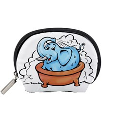 Elephant Bad Shower Accessory Pouches (small)