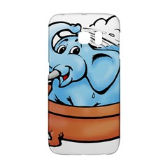 Elephant Bad Shower Galaxy S6 Edge