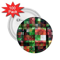Paper Background Color Graphics 2.25  Buttons (100 pack)