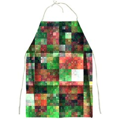 Paper Background Color Graphics Full Print Aprons