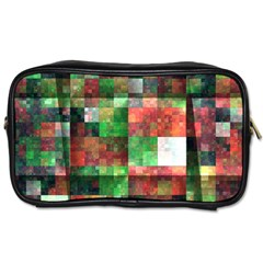 Paper Background Color Graphics Toiletries Bags