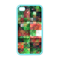 Paper Background Color Graphics Apple Iphone 4 Case (color)