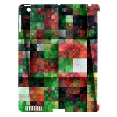 Paper Background Color Graphics Apple Ipad 3/4 Hardshell Case (compatible With Smart Cover)
