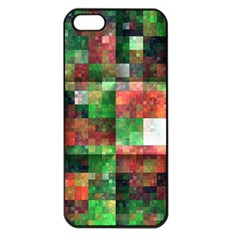 Paper Background Color Graphics Apple Iphone 5 Seamless Case (black)