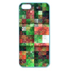 Paper Background Color Graphics Apple Seamless Iphone 5 Case (color)