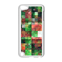 Paper Background Color Graphics Apple Ipod Touch 5 Case (white)