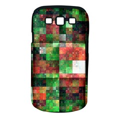 Paper Background Color Graphics Samsung Galaxy S Iii Classic Hardshell Case (pc+silicone)