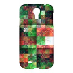 Paper Background Color Graphics Samsung Galaxy S4 I9500/i9505 Hardshell Case