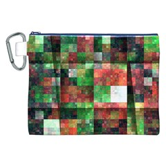 Paper Background Color Graphics Canvas Cosmetic Bag (xxl)