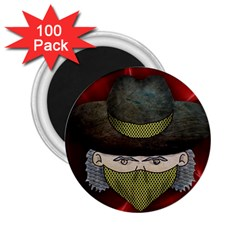 Illustration Drawing Vector Color 2 25  Magnets (100 Pack)