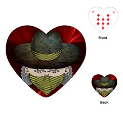 Illustration Drawing Vector Color Playing Cards (heart)