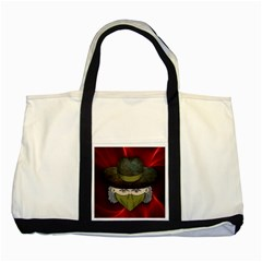 Illustration Drawing Vector Color Two Tone Tote Bag