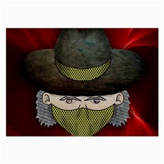 Illustration Drawing Vector Color Large Glasses Cloth