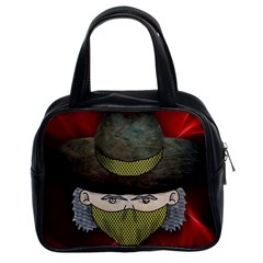 Illustration Drawing Vector Color Classic Handbags (2 Sides)
