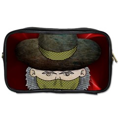 Illustration Drawing Vector Color Toiletries Bags