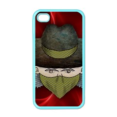 Illustration Drawing Vector Color Apple Iphone 4 Case (color)