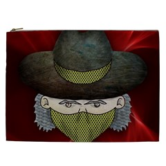 Illustration Drawing Vector Color Cosmetic Bag (xxl)