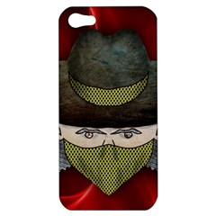 Illustration Drawing Vector Color Apple Iphone 5 Hardshell Case