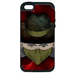Illustration Drawing Vector Color Apple Iphone 5 Hardshell Case (pc+silicone)