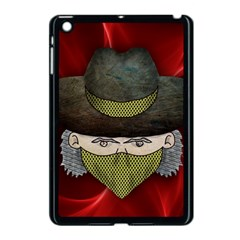 Illustration Drawing Vector Color Apple Ipad Mini Case (black)