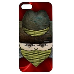 Illustration Drawing Vector Color Apple iPhone 5 Hardshell Case with Stand