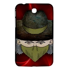 Illustration Drawing Vector Color Samsung Galaxy Tab 3 (7 ) P3200 Hardshell Case
