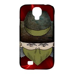 Illustration Drawing Vector Color Samsung Galaxy S4 Classic Hardshell Case (pc+silicone)