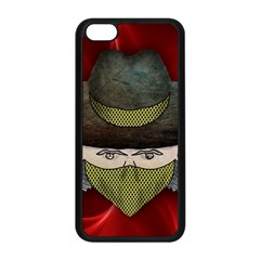 Illustration Drawing Vector Color Apple Iphone 5c Seamless Case (black)