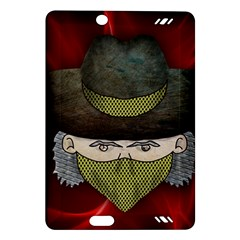 Illustration Drawing Vector Color Amazon Kindle Fire Hd (2013) Hardshell Case