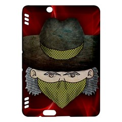 Illustration Drawing Vector Color Kindle Fire Hdx Hardshell Case