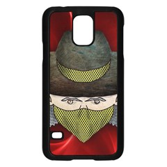 Illustration Drawing Vector Color Samsung Galaxy S5 Case (black)