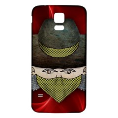 Illustration Drawing Vector Color Samsung Galaxy S5 Back Case (white)