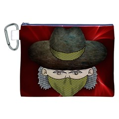 Illustration Drawing Vector Color Canvas Cosmetic Bag (xxl)