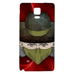 Illustration Drawing Vector Color Galaxy Note 4 Back Case