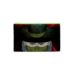 Illustration Drawing Vector Color Cosmetic Bag (xs)