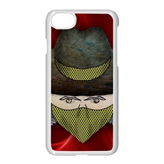 Illustration Drawing Vector Color Apple Iphone 7 Seamless Case (white)