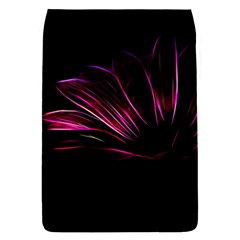 Purple Flower Pattern Design Abstract Background Flap Covers (s)
