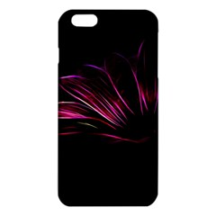 Purple Flower Pattern Design Abstract Background Iphone 6 Plus/6s Plus Tpu Case