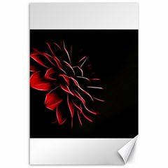 Pattern Design Abstract Background Canvas 24  X 36