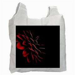 Pattern Design Abstract Background Recycle Bag (two Side)