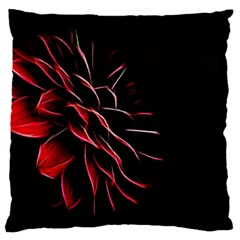 Pattern Design Abstract Background Large Flano Cushion Case (two Sides)