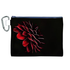 Pattern Design Abstract Background Canvas Cosmetic Bag (xl)