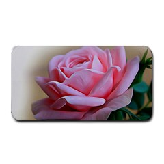 Rose Pink Flowers Pink Saturday Medium Bar Mats